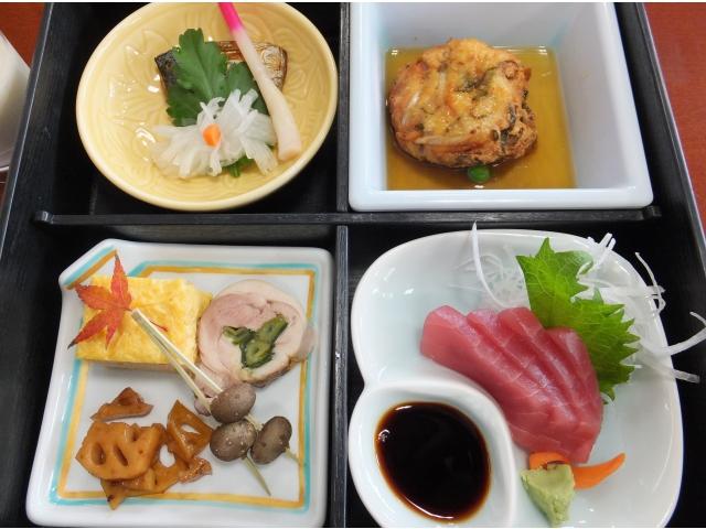 とよちょうレストラン~和食処