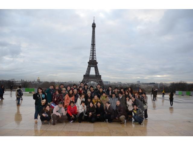 フランス研修旅行