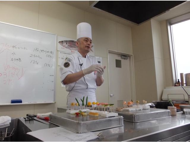 [西洋料理]特別講習会