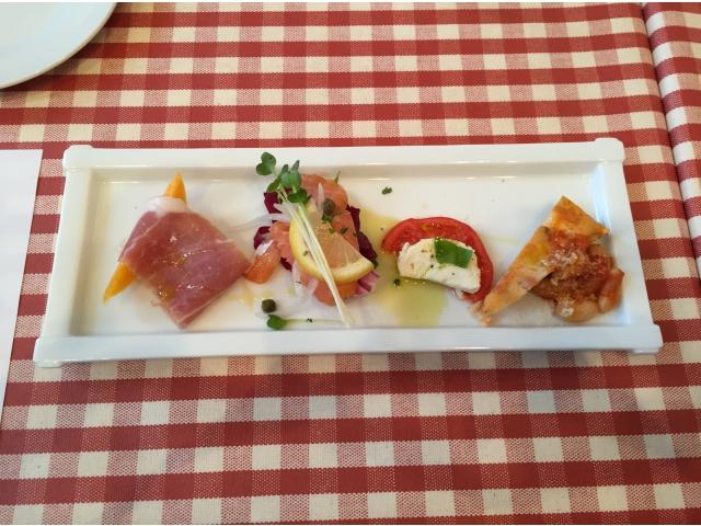 イタリア料理勉強会
