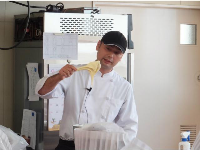 洋菓子特別授業~パティスリーA・MAKINO